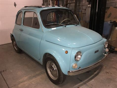 Fiat Pronunciation by 1973 Fiat 500