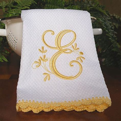 machine embroidery designs for kitchen towels best 25 dish towel embroidery ideas on pinterest