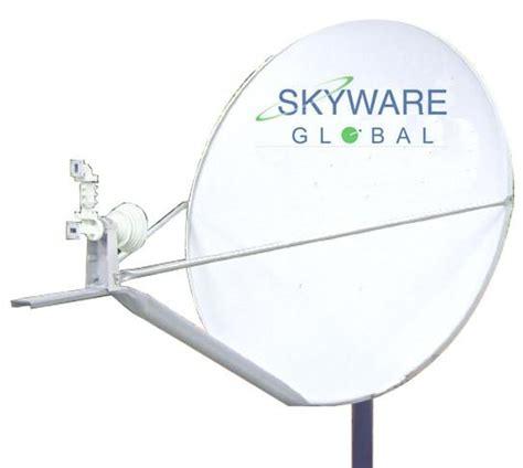 skyware global antenna  txrx  band type  class ii vsatplus