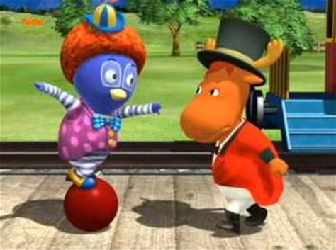 Backyardigans Clowns That S Not The Backyardigans Wiki