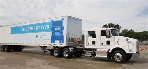 Trucker Working Class 1 metropolitan community college cdl a truck driving