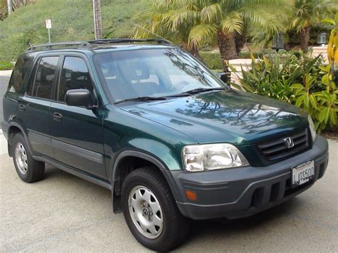 honda jeep 2000 honda crv 2000 green image 78