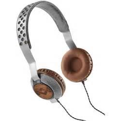 House Of Marley Headphones by House Of Marley Liberate On Ear Headphones Saddle Em