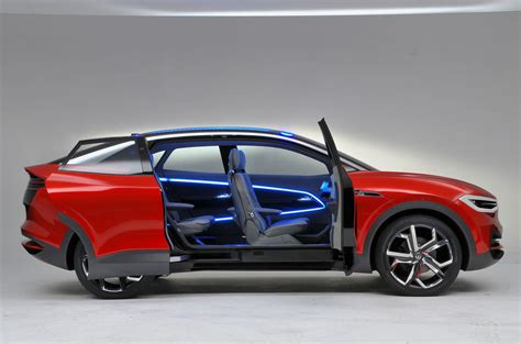 Volkswagen Id Family 2020 by Volkswagen Id Range To Be Future Proof With The Air