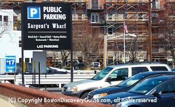 Parking Near Td Garden Boston by Boston Parking Garages Near End Attractions Td