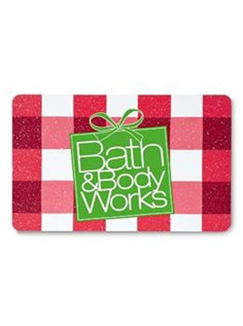 Bath Body Works Gift Card - bath and body works gift card body care home fragrance beauty great gifts more