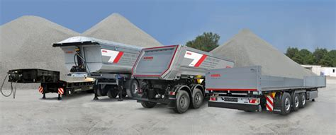 trailer german k 246 gel to present construction portfolio at bauma 2013