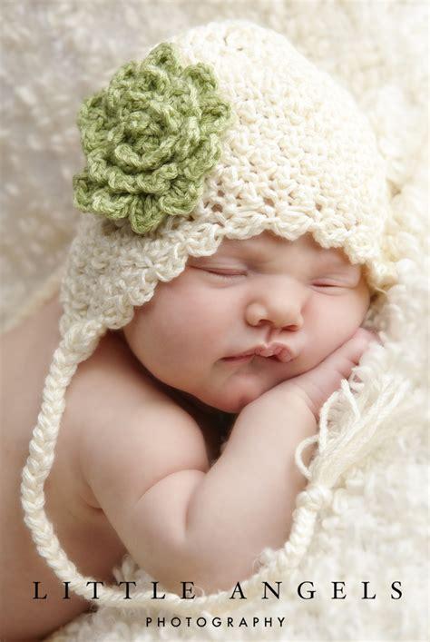 soft shells baby ear flap hat crochet pattern 428 by