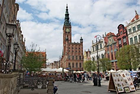 Search For By Town Gdansk Town Square By Galind On Deviantart