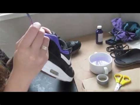 angelus paint nike air max how to custom nike air max 1 quot sb quot sneakers by babette