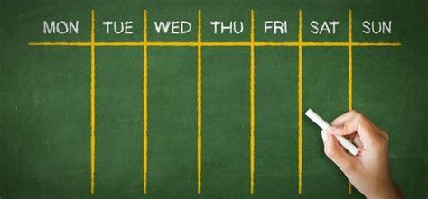 monday to sunday calendar calendar template 2017