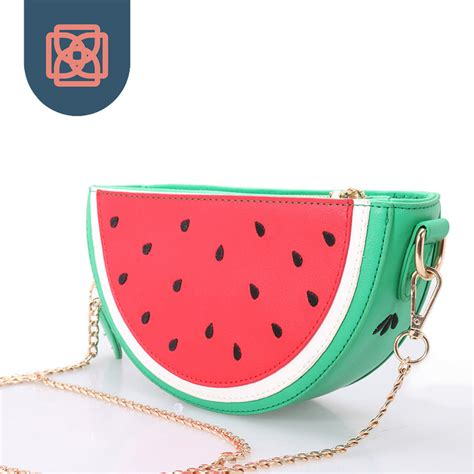 Cluth Lokal Tas Selempang Handbag 6 messenger bags designer handbag watermelon clutch chain shoulder bag purse wallet in