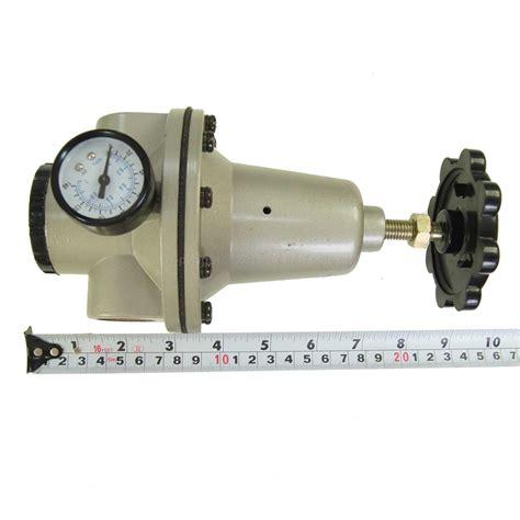 214238 large volume industrial air regulator compressor line pressure adjusting ebay