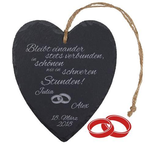 Hochzeit Ringe Kaufen by Personalisierbares Schieferherz Zur Hochzeit Ringe