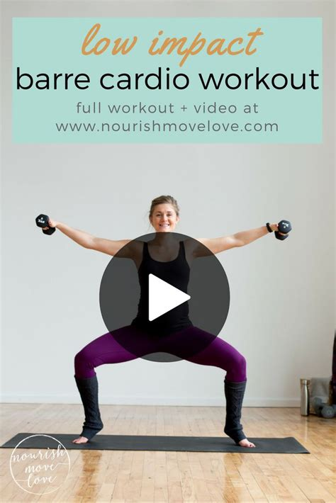 17 best ideas about barre workout on