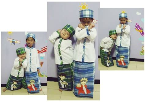 New Sarung Celana Set Koko Anak sarung mukena anak po set koko sarung celana gambar