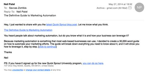 Automated Templates For Intros by 6 Awesome Mailchimp Automation Hacks Lead Scored Emails