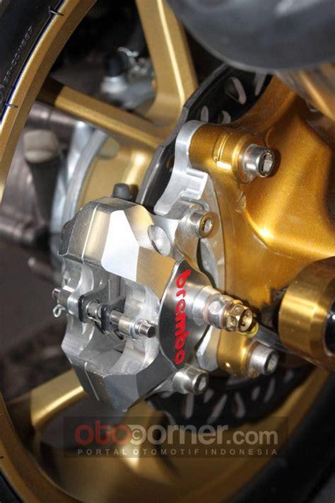 Piringan Cakram Tdr Yamaha Xabre Rear Belakang pasang cakram belakang aerox 155 ala yonk jaya motor bisa gunakan milik yamaha nmax otocorner