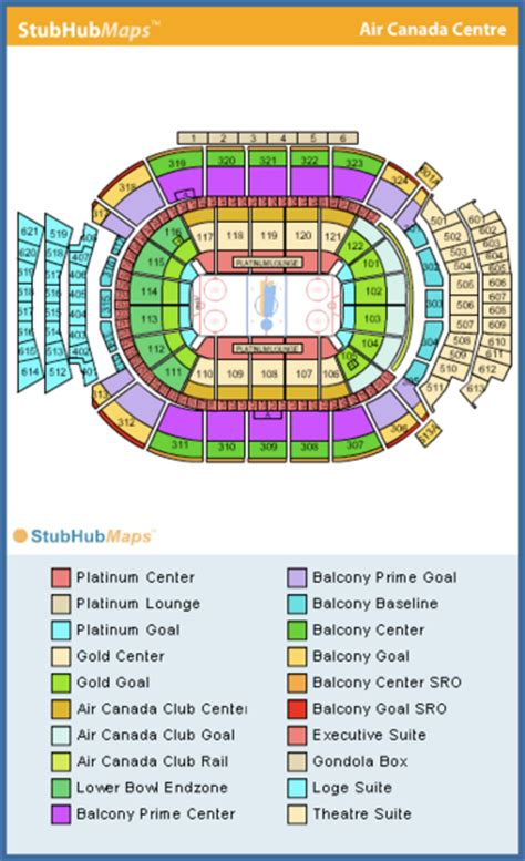 air canada club rail seats air canada centre seating chart pictures directions and