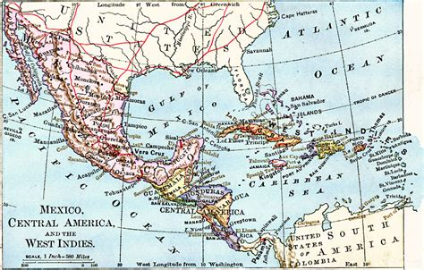west indies political map central america quotes like success