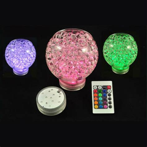 Led Lights For Vases Wholesale by Wedding Souvenir Wholesale 4pcs Lot Led Vase Lights Wedding Table Centerpieces Home