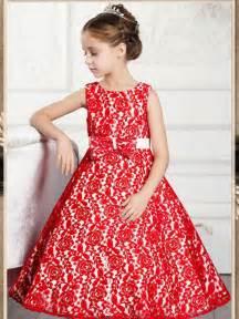 stylish amp decent little kids party wear dresses design