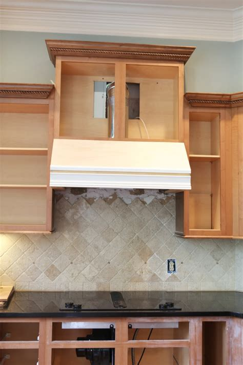 Build Kitchen Cabinets by Venting A Vent Finally Bower Power