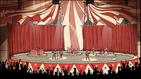 CIRCUS STAGE CONCEPT   Pat
