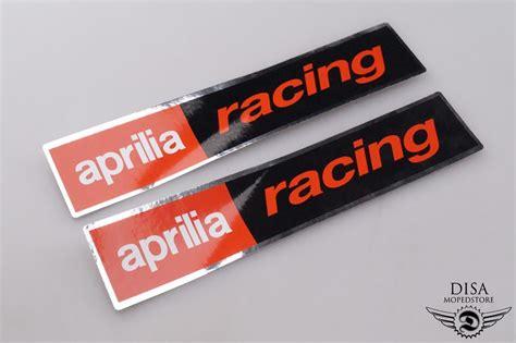 Ktm Verkleidung Aufkleber by Aprilia Racing Aufkleber Sticker Schrift Dekor Unterboden