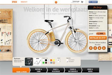 E Bike Hersteller Niederlande by Spiked Cycles E Bikes Individuell Selbst Konfigurieren