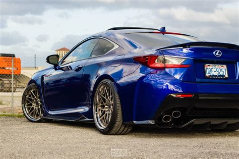 lexus rcf lexus rcf on iss forged spec b rw 10 wheels iss forged