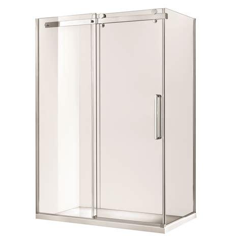 doors sydney bunnings shower screen frameless 1200x900x1900mm sliding