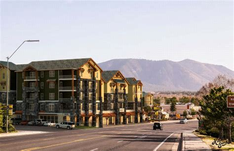 Massive Flagstaff Apartment Complex Project Raises Neighborhood Ire