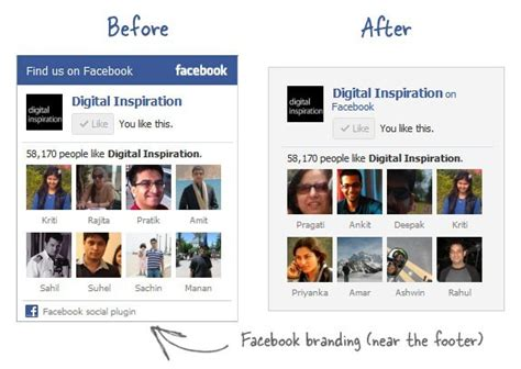 facebook fan page plugin how to customize the facebook page plugin with css