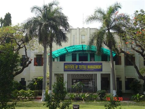 Coimbatore Mba by Sardar Vallabhbhai Patel International School Of Textiles