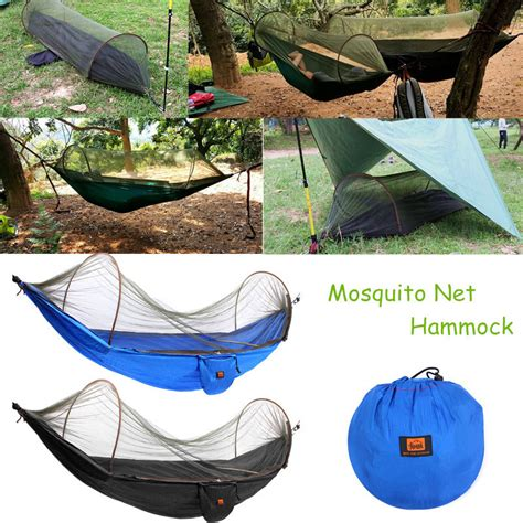 Hammock Swing Bed by Outdoor Portable Cing Parachute Hammock Hanging Swing