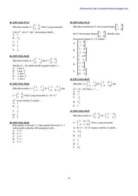 contoh soal soal ppkn pilihan ganda kelas 9 semester 2 kumpulan soal matematika kelas 5 sd tentang pecahan
