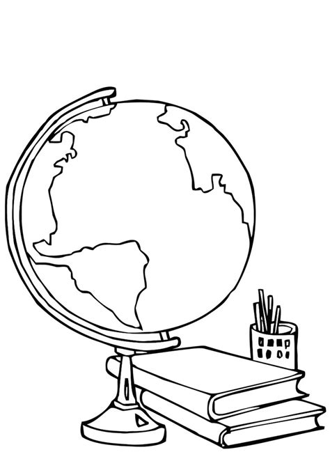 www coloring globe coloring pages to and print for free