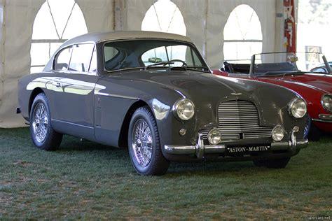 1955 Aston Martin by 1955 1957 Aston Martin Db2 4 Ii Supercars Net