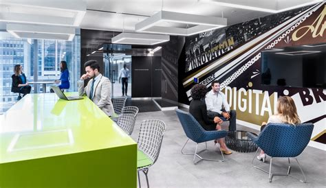 Office Desk Images inside deloitte s toronto headquarters