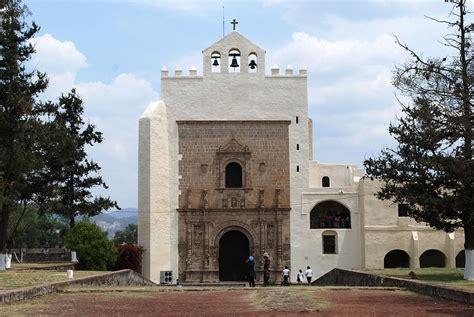 portada arquitectura la enciclopedia libre templo y exconvento de san agust 237 n acolman la enciclopedia libre