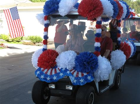 golf carts decorated for 25 unique parade floats ideas on