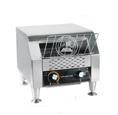 Mesin Toaster mesin conveyor toaster ect 2450 duniamesin