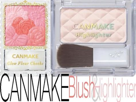 Canmake Highlighter 05 Baby Beige canmake glow fleur and highlighter