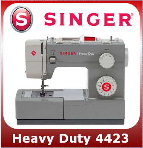 Singer Heavy Duty Hd 4432 singer mechanical 4432