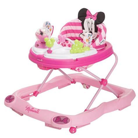 disney baby music and lights walker the disney minnie mouse glitter music and lights walker