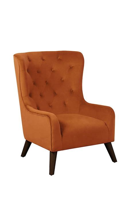 burnt orange armchair dorchester lounge armchair burnt orange my furniture