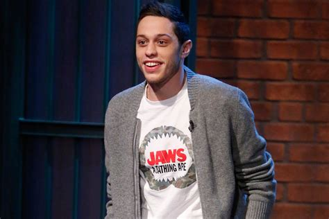 saturday live s pete davidson is sober for the