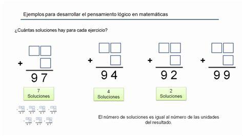 guia de desarrollo logico modelo ejemplos de actividades para el desarrollo del pensamiento