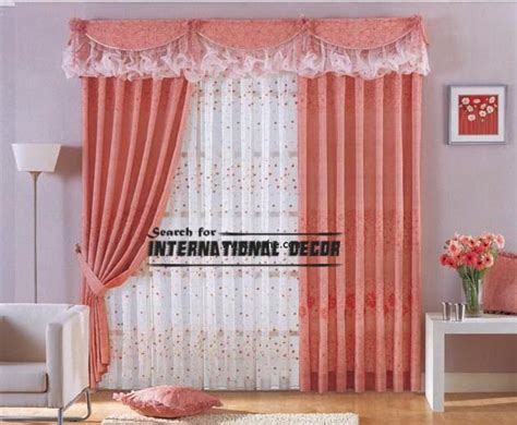unusual draperies unique curtain designs for window decorations